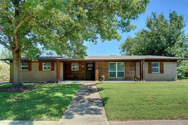 3437 Cloverdale Lane, Farmers Branch, TX 75234 (MLS #14607655) :: The Chad Smith Team