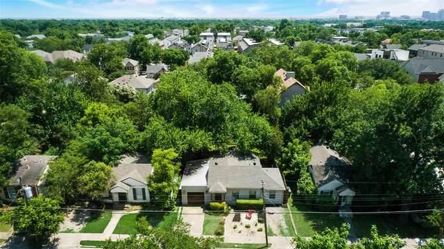 5838 La Vista Drive, Dallas, TX 75206 (MLS #14607677) :: The Good Home Team