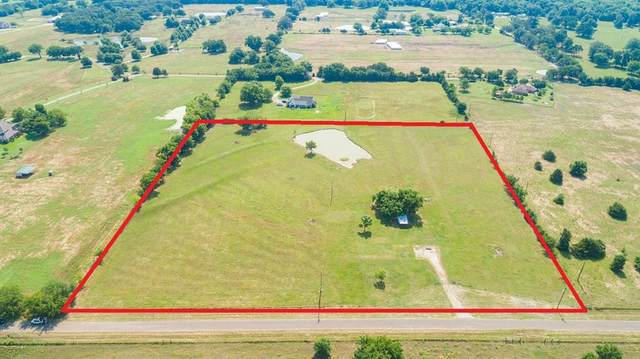 1591 Private Road 4225, Campbell, TX 75422 (MLS #14607707) :: The Good Home Team