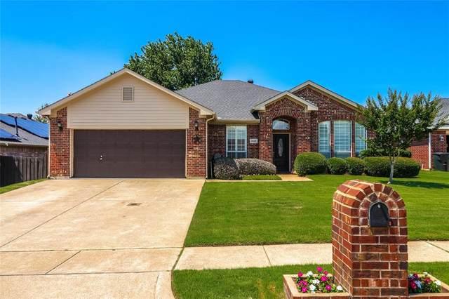 1415 Loma Linda Terrace, Corinth, TX 76210 (MLS #14607708) :: Crawford and Company, Realtors