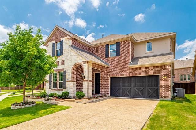4445 Saukenuk Lane, Carrollton, TX 75010 (MLS #14607736) :: Real Estate By Design