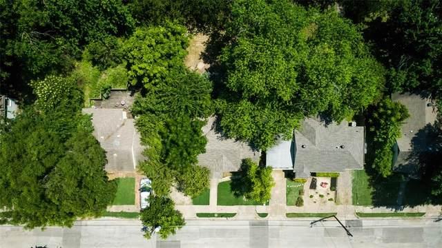 5842 La Vista Drive, Dallas, TX 75206 (MLS #14607742) :: The Good Home Team