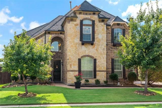 10863 Stone House Lane, Frisco, TX 75033 (MLS #14607751) :: Crawford and Company, Realtors