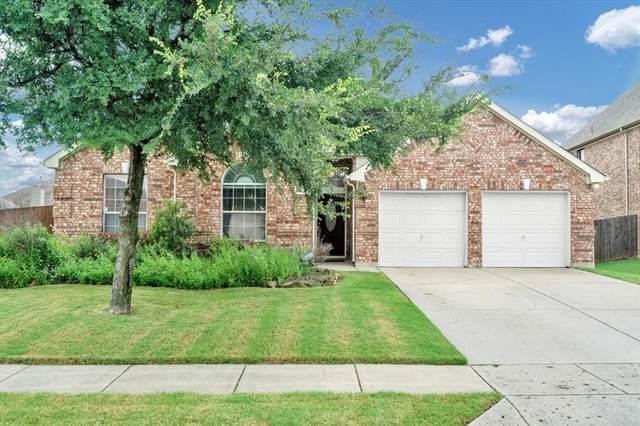 2937 Aurora Mist Drive, Little Elm, TX 75068 (MLS #14607761) :: The Good Home Team