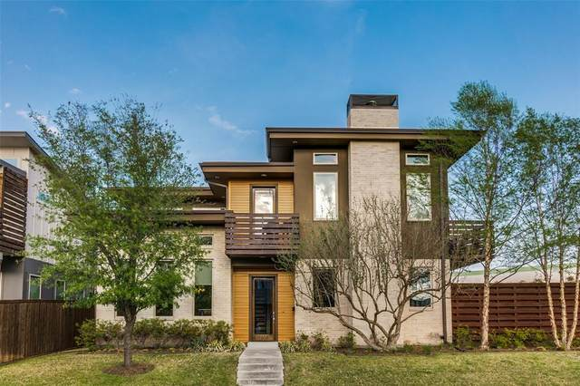 1808 Euclid Avenue, Dallas, TX 75206 (MLS #14607775) :: The Good Home Team