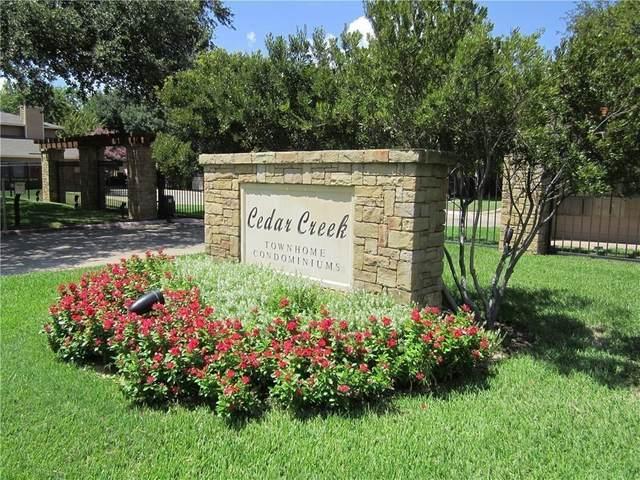 5716 Cedar Creek Drive, Benbrook, TX 76109 (MLS #14607780) :: The Hornburg Real Estate Group