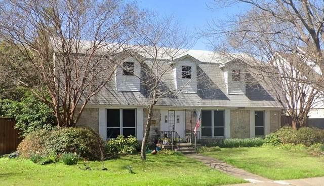 9425 Mercer Drive, Dallas, TX 75228 (MLS #14607793) :: The Good Home Team