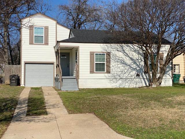 4332 Houghton Avenue, Fort Worth, TX 76107 (MLS #14607795) :: The Good Home Team
