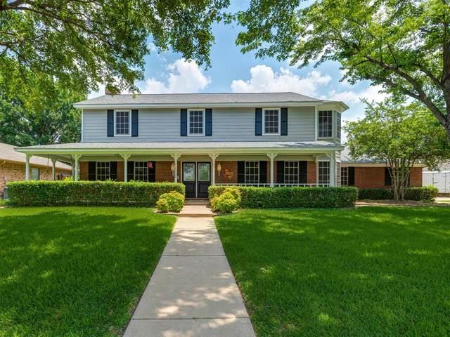 6532 Lake Side Circle, North Richland Hills, TX 76180 (MLS #14607810) :: Crawford and Company, Realtors