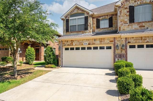 878 Merino Drive, Allen, TX 75013 (MLS #14607818) :: Crawford and Company, Realtors