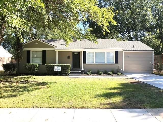 3720 Dunhaven Road, Dallas, TX 75220 (MLS #14607833) :: The Good Home Team