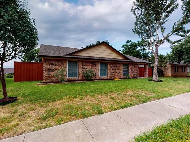 2123 Rockwood Drive, Carrollton, TX 75007 (MLS #14607841) :: The Chad Smith Team