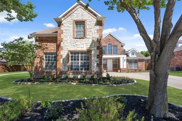 9303 Santa Fe Trail, Frisco, TX 75034 (MLS #14607848) :: The Good Home Team