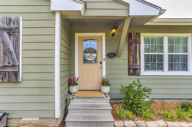 113 S 1st Street, Godley, TX 76044 (MLS #14607856) :: RE/MAX Pinnacle Group REALTORS
