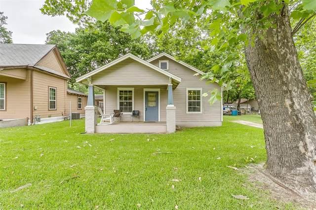 306 N Washington Street, Cleburne, TX 76031 (MLS #14607859) :: The Good Home Team