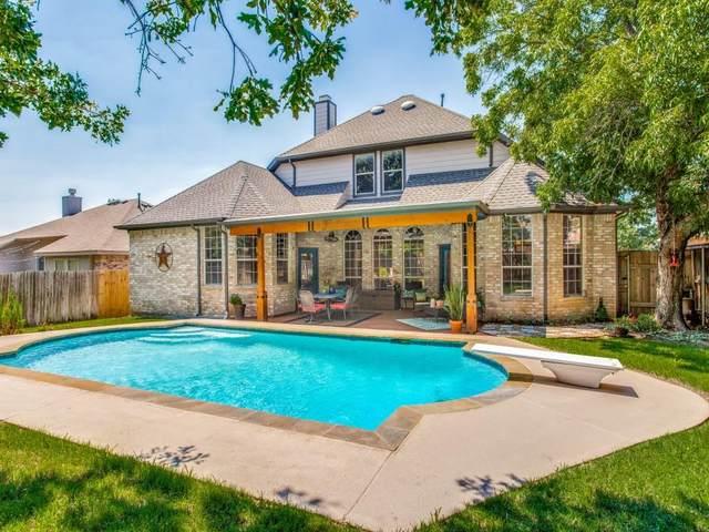 3313 Peakview Drive, Corinth, TX 76210 (MLS #14607871) :: The Good Home Team