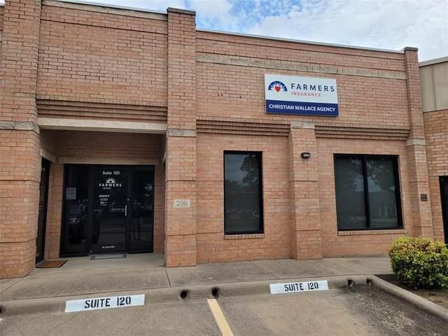 210 W Mcdermott Drive #120, Allen, TX 75013 (MLS #14607873) :: KW Commercial Dallas