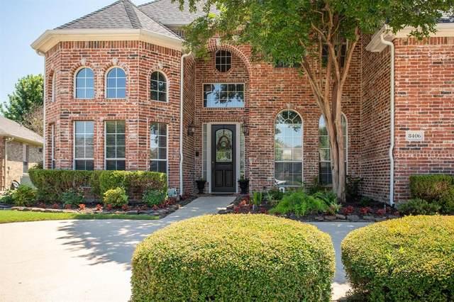 8406 Bridgewater, Rowlett, TX 75088 (MLS #14607891) :: The Good Home Team