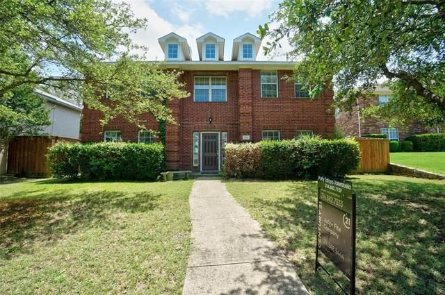 511 Big Oak Court, Rockwall, TX 75087 (MLS #14607892) :: NewHomePrograms.com