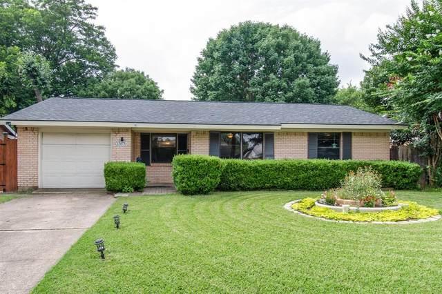 13670 Janwood Lane, Farmers Branch, TX 75234 (MLS #14607901) :: The Property Guys