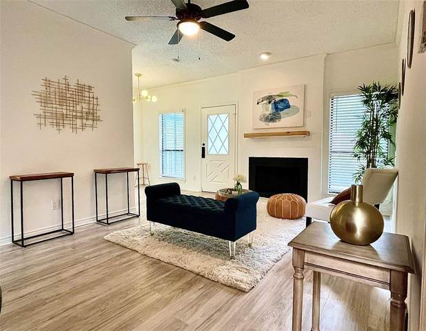 5620 Live Oak Street #204, Dallas, TX 75206 (MLS #14607909) :: Crawford and Company, Realtors