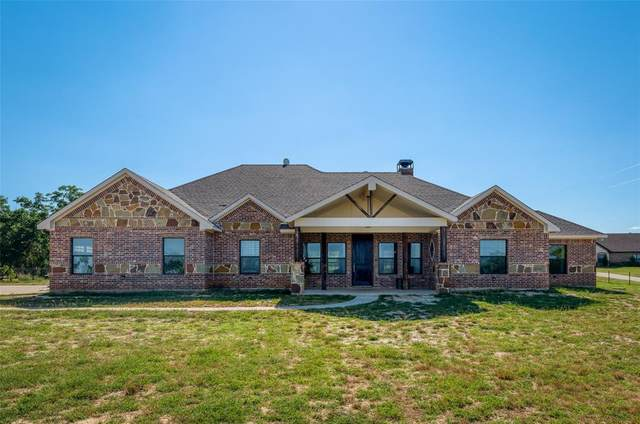 1423 County Road 3591, Paradise, TX 76082 (MLS #14607919) :: The Russell-Rose Team