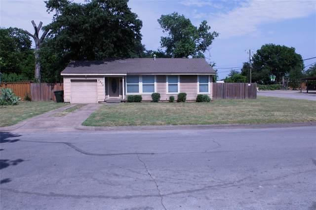 2900 Glenda Avenue, Haltom City, TX 76117 (MLS #14607962) :: The Good Home Team