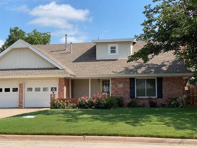 2634 S 38th Street, Abilene, TX 79605 (MLS #14608040) :: The Good Home Team