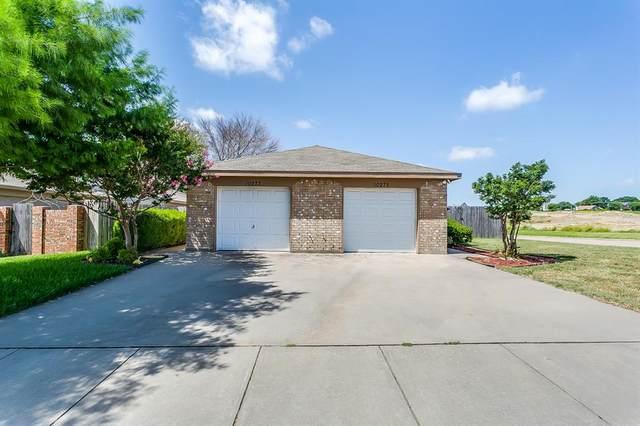 10273 Aurora Drive, Fort Worth, TX 76108 (MLS #14608109) :: The Mitchell Group