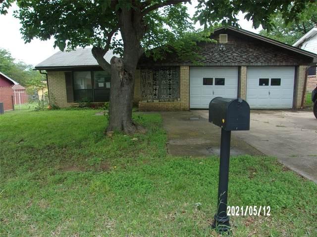 1039 Patricia Drive, Sherman, TX 75090 (MLS #14608114) :: RE/MAX Pinnacle Group REALTORS