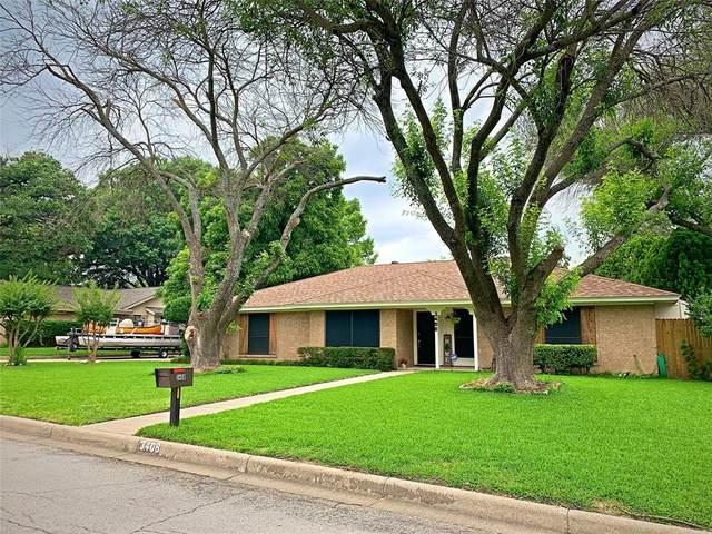 3408 Kelvin Avenue, Fort Worth, TX 76133 (MLS #14608188) :: The Krissy Mireles Team