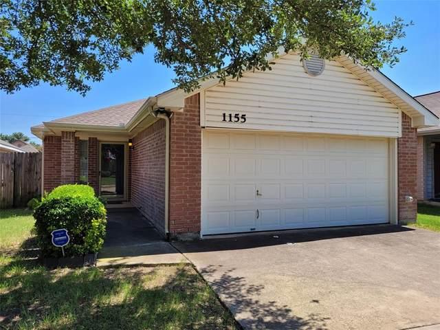 1155 Meadows Drive, Grand Prairie, TX 75052 (MLS #14608217) :: Real Estate By Design