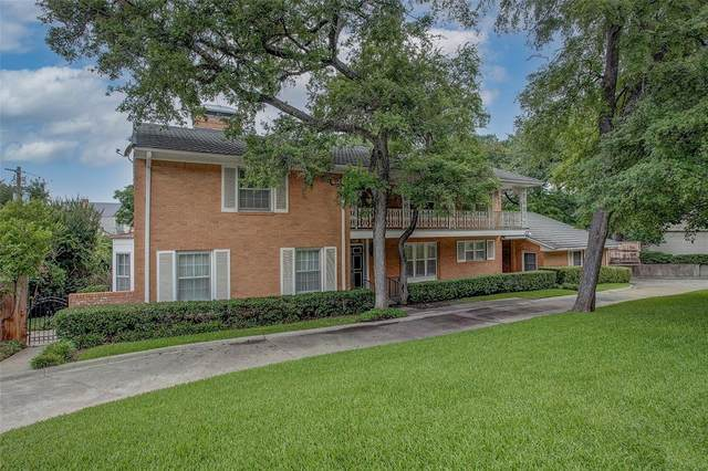 408 Hazelwood Drive, Fort Worth, TX 76107 (MLS #14608223) :: Rafter H Realty