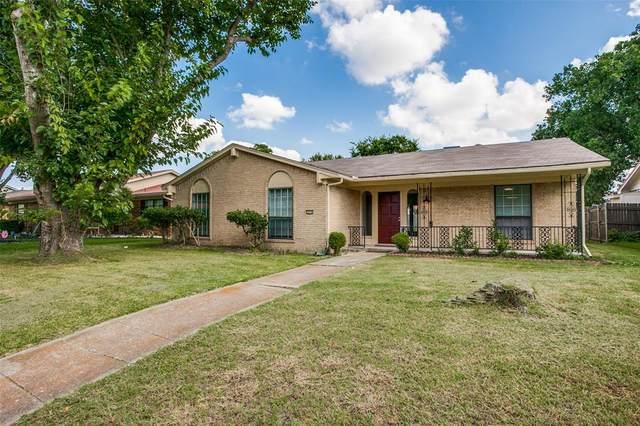 2418 Creekdale Drive, Garland, TX 75044 (MLS #14608248) :: Feller Realty
