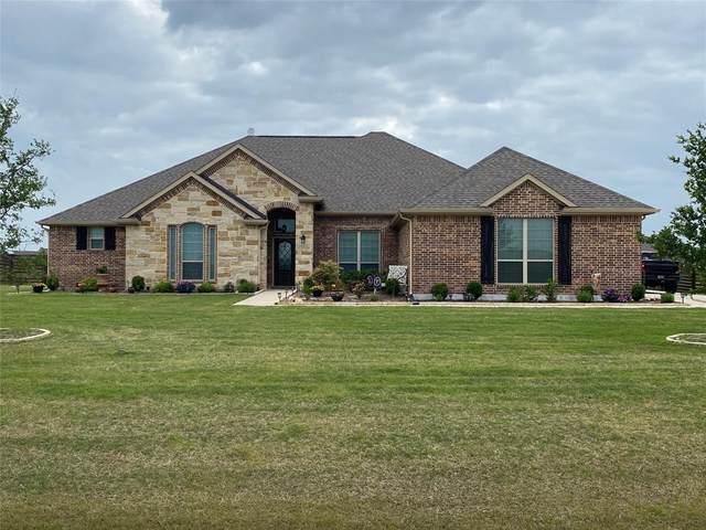 7804 Sagebrush Lane, Godley, TX 76044 (MLS #14608251) :: The Hornburg Real Estate Group
