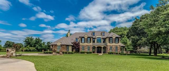 8904 Baltusrol Drive, Flower Mound, TX 75022 (MLS #14608263) :: Real Estate By Design