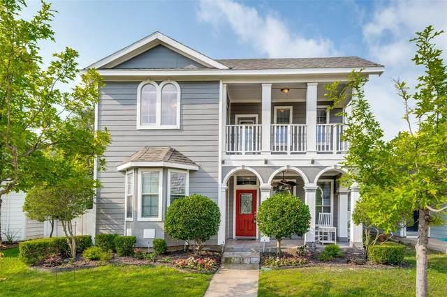1804 Brown Thrasher Boulevard, Savannah, TX 76227 (MLS #14608274) :: Real Estate By Design