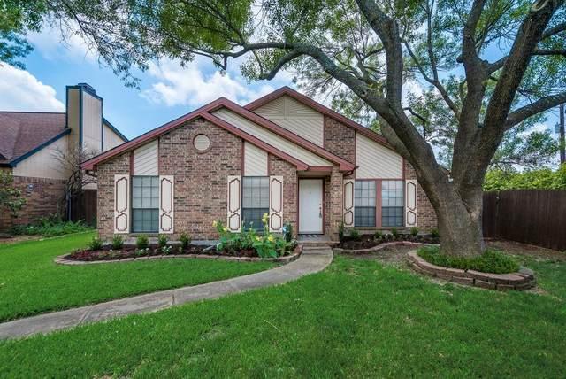 1806 Valley Glen Court, Garland, TX 75040 (MLS #14608291) :: Feller Realty