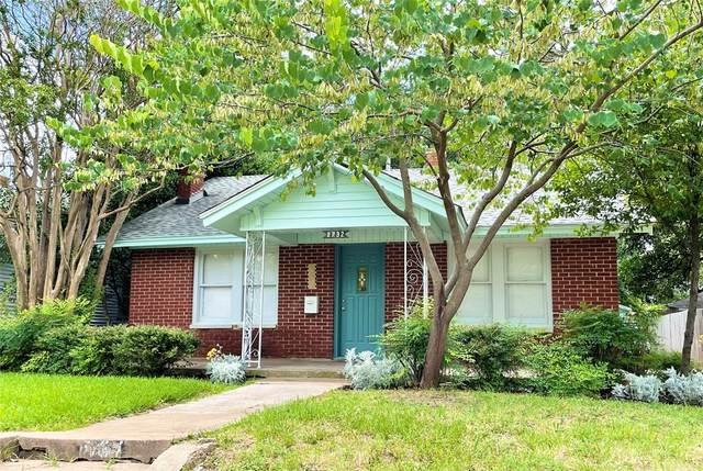 2732 Catherine Street, Dallas, TX 75211 (MLS #14608297) :: Real Estate By Design