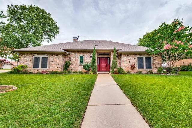 3801 Flintridge Drive, Irving, TX 75038 (MLS #14608372) :: Rafter H Realty