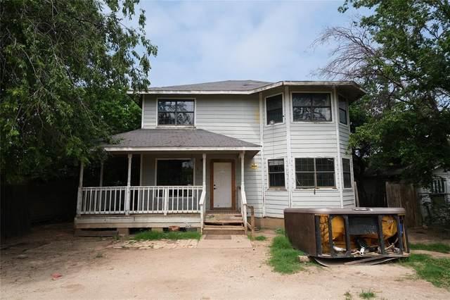 870 Mulberry Street, Abilene, TX 79601 (MLS #14608375) :: Feller Realty