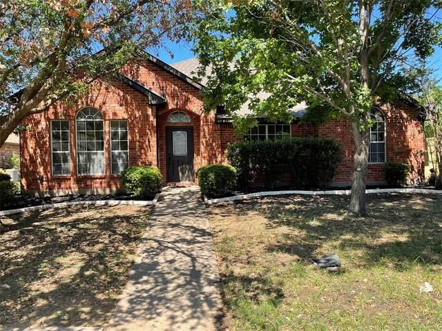 1807 Waterwood Drive, Prosper, TX 75078 (MLS #14608415) :: The Great Home Team