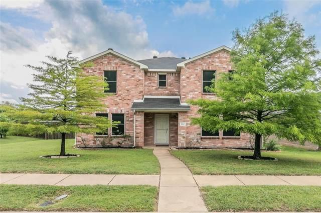 222 Trees Drive, Cedar Hill, TX 75104 (MLS #14608421) :: Wood Real Estate Group