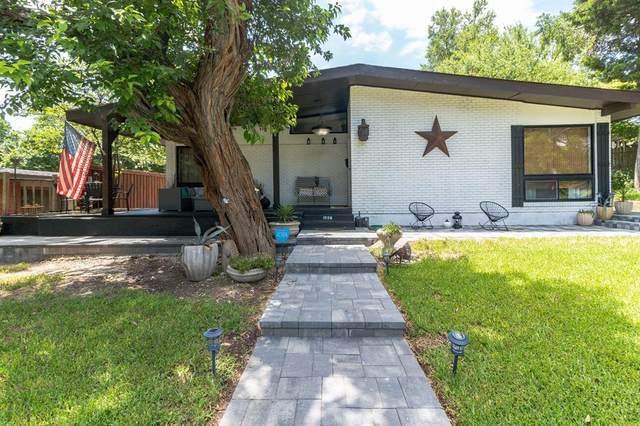 1529 Monte Carlo Street, Dallas, TX 75224 (MLS #14608452) :: The Great Home Team