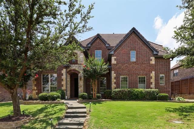 120 Alto Vista Drive, Irving, TX 75062 (MLS #14608461) :: The Kimberly Davis Group