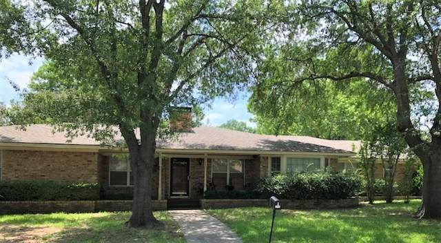 1111 Aspen Road, Gainesville, TX 76240 (MLS #14608476) :: The Chad Smith Team