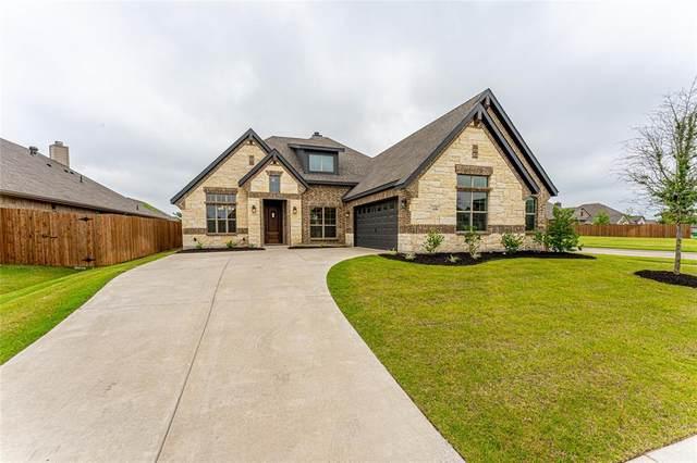 330 Abbott Lane, Waxahachie, TX 75165 (MLS #14608481) :: The Hornburg Real Estate Group