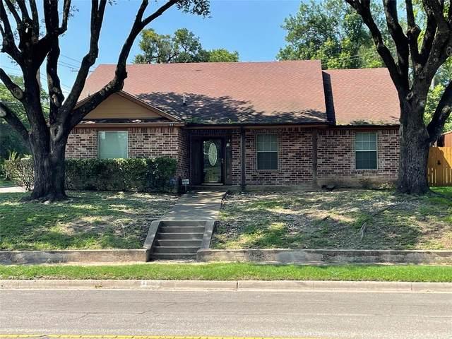 1641 W Pentagon Parkway, Dallas, TX 75224 (MLS #14608485) :: The Great Home Team