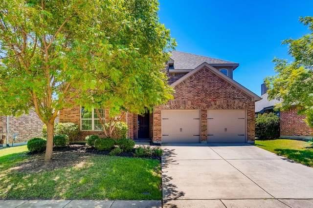 2604 Fritz Street, Melissa, TX 75454 (MLS #14608492) :: The Great Home Team