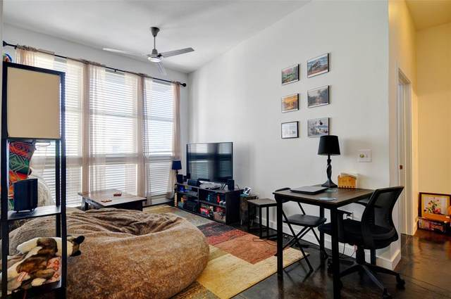 201 W Lancaster Avenue #312, Fort Worth, TX 76102 (MLS #14608508) :: Real Estate By Design